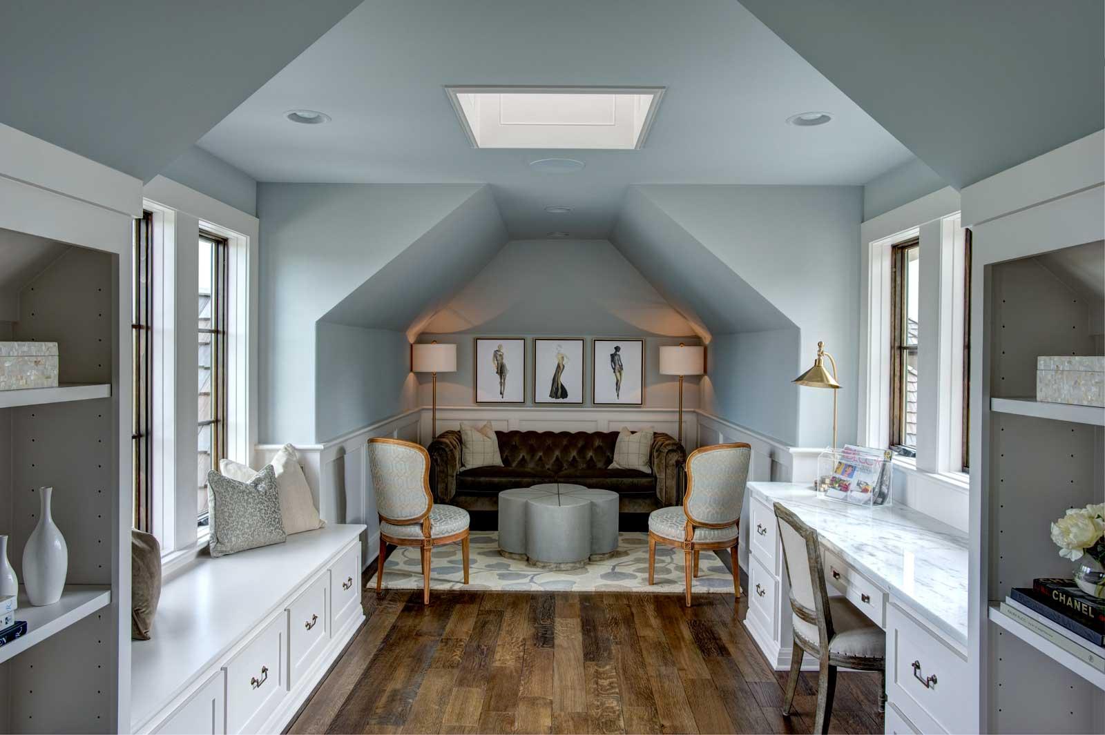 Groover Interior Desigg Overland Park Custom Design Kansas City Entry Bathroom